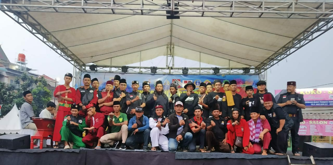 Eksistensi Komunitas Betawi sebagai Ajang Silaturahmi Pelaku Seni Betawi