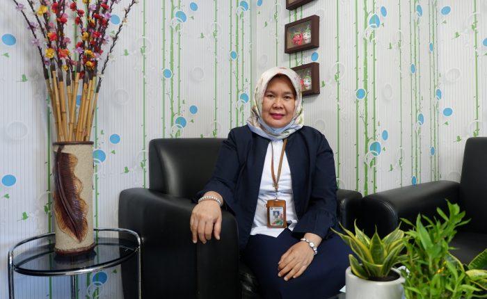 Kasudin Kebudayaan Jakarta Utara Rofiqoh