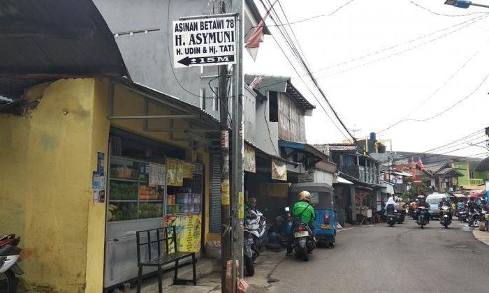 Kampung Asinan Betawi