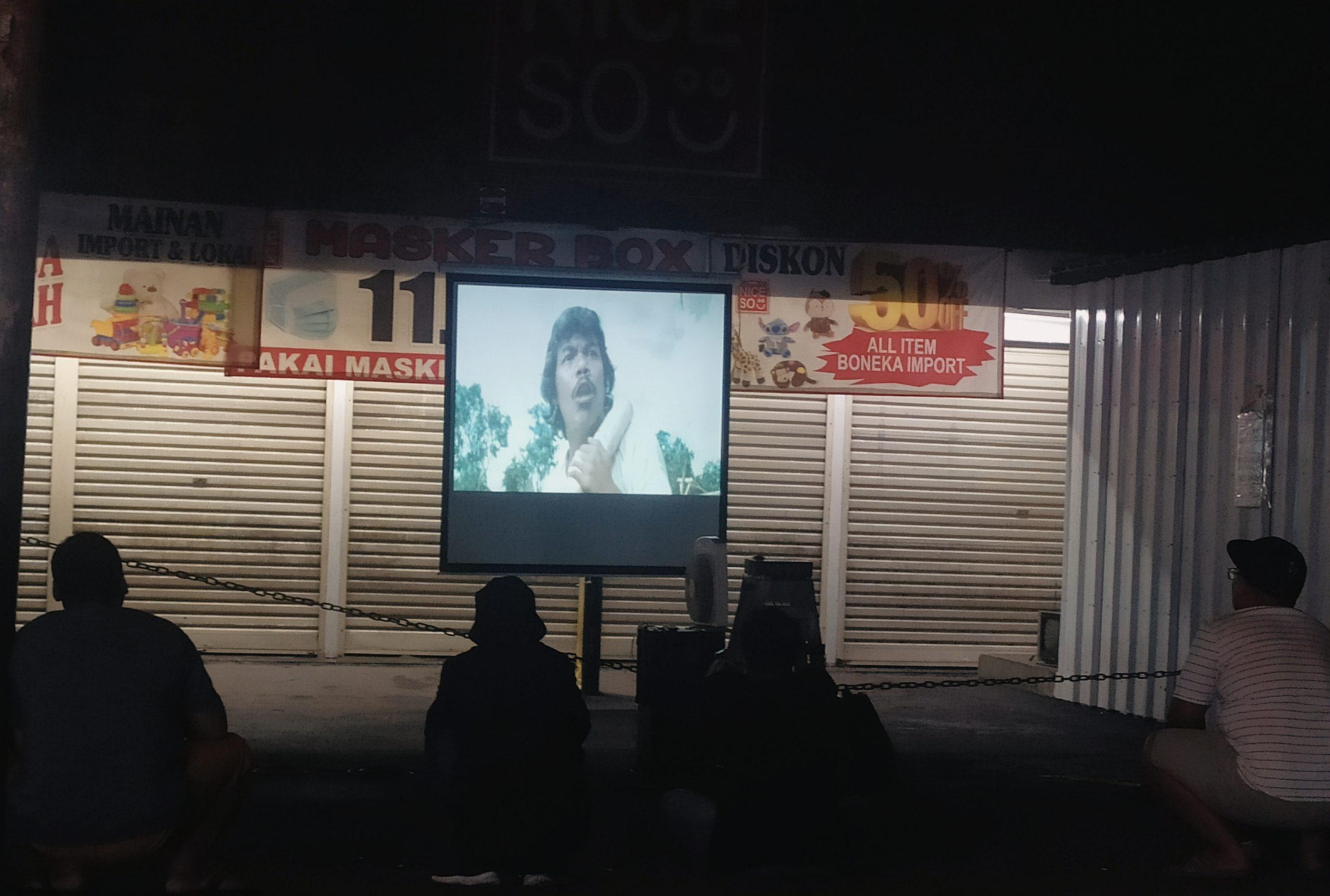 Eksistensi Komunitas Layar Tancep Kebayoran Lama