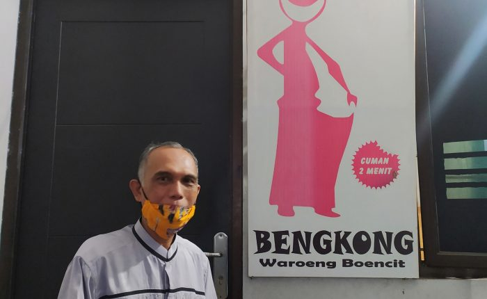 Penjaga Sunat Tradisional Betawi, 'Bengkong Si Pitung' Sejak 1989