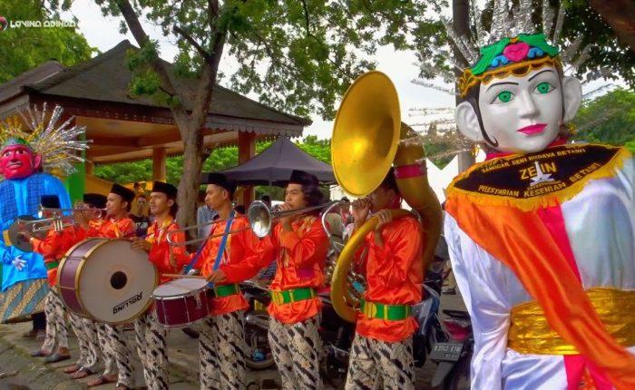 Perkembangan Kesenian Jakarta