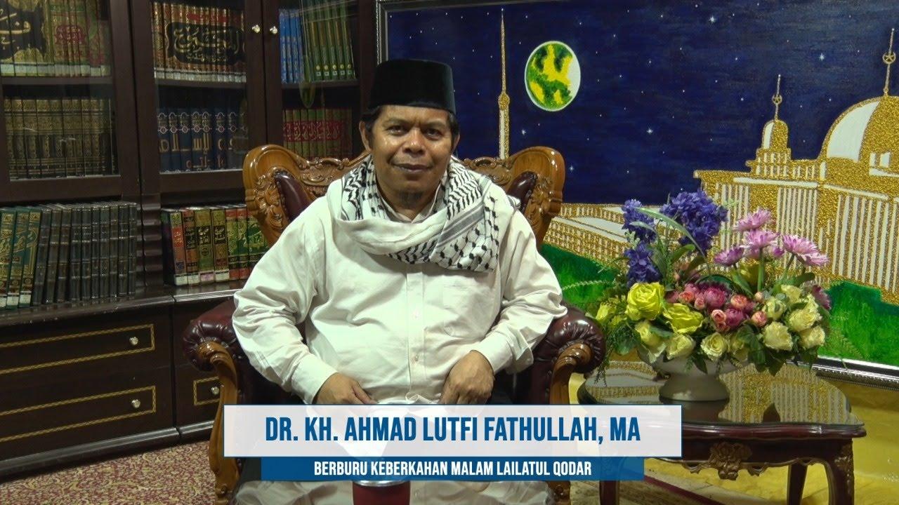 Ulama Betawi Kiai Ahmad Luthfi Fathullah Berpulang