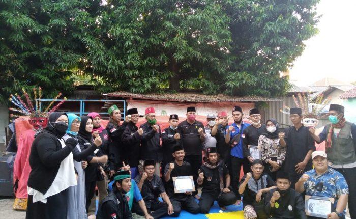Begini Apresiasi Ormas Bang Japar untuk Yayasan Kampung Silat Petukangan