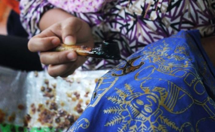 Batik Betawi Tempo Dulu