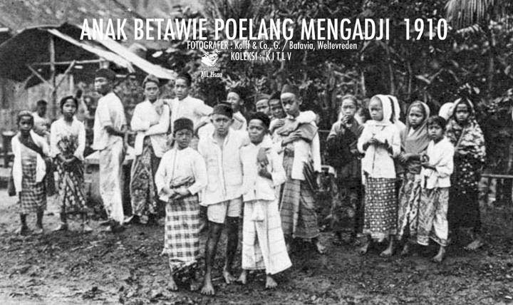Tradisi Ratiban di Betawi